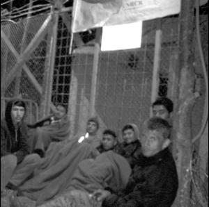 Idomeni_BlockadeAfghans_220216